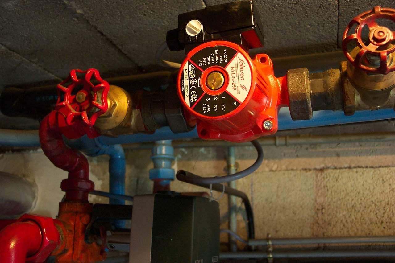 Repressurize Boiler