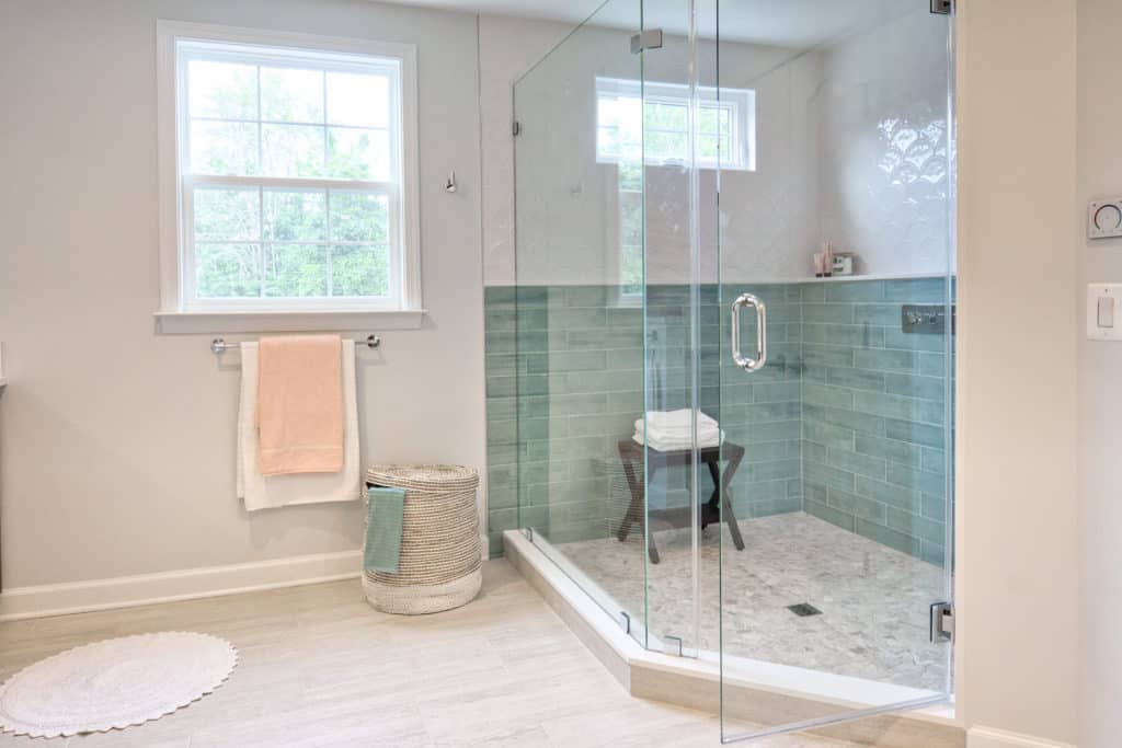 What to consider when redesigning your bathroom