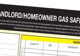 Gas safety certificate in london