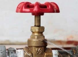 Emergency Water leak repair london