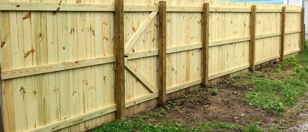 Tips to keep your fence in good condition