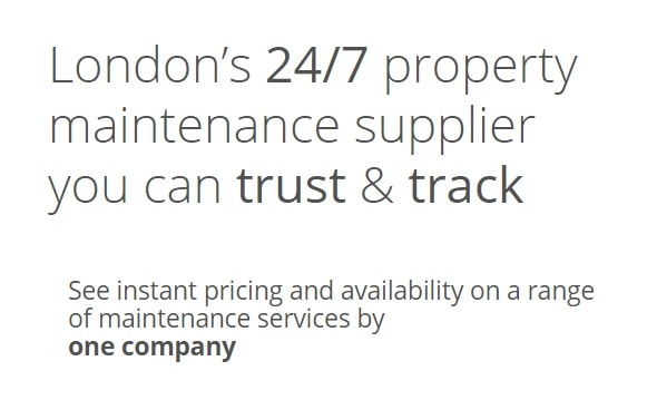 London's 24/7 Maintenance supplier