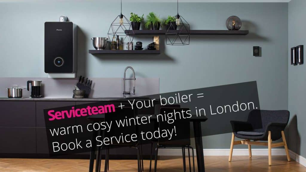 Discoloured water in your central heating system- ServiceTeam London