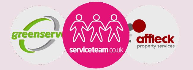 Serviceteam united logo