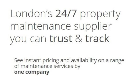 London's 24/7 Maintenance supplier